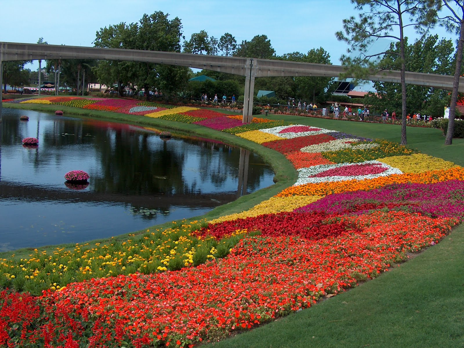 EPCOT International Flower U0026 Garden Festival