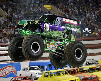 monster truck rivalries