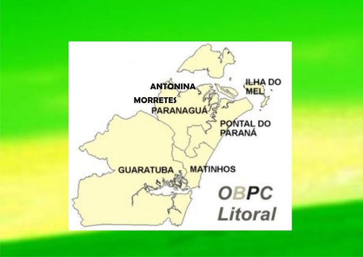 CONHEÇA O LITORAL PARANAENSE