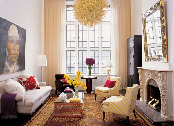 Delightful This Book Features Interior Designs Of Homes Of 115 Members Of The CFDA  Including Fashion Figures Like Ralph Lauren, Donna Karen And Derek Lam. Part 8