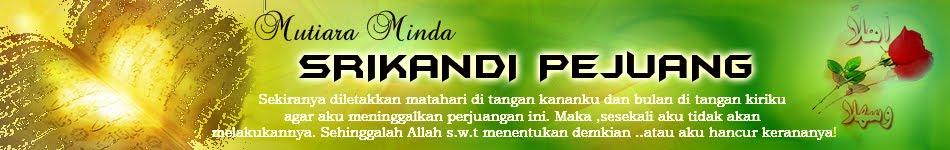 Mutiara Minda Srikandi Pejuang