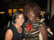 Korto from Project Runway &amp; Enid P.