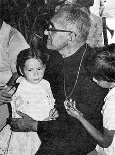 Remebering Archbishop Romero on oscar romero to soldiers