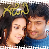 Ghajini Telugu Movie Mp3 and Video Songs