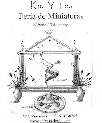 feria miniaturas KAS Y TAS 2010