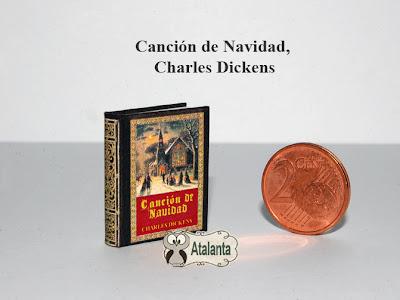 minibook Dickens Christmas Carol