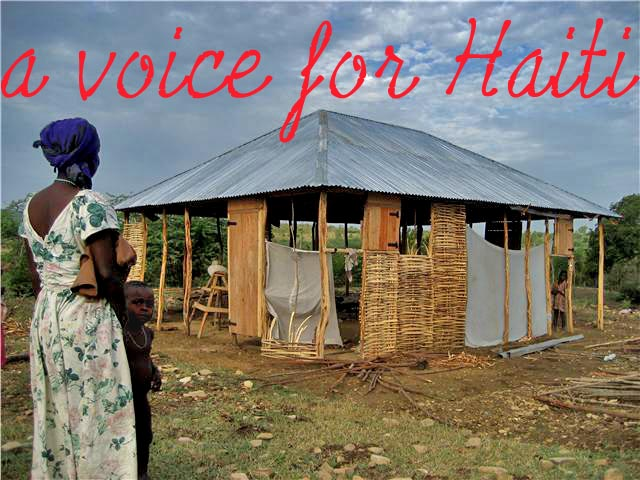 A Voice for Haiti