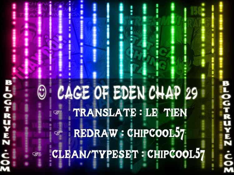 Cage of Eden chap 29 Trang 22 - Mangak.info