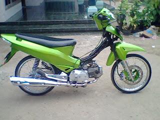 Image Honda Kharisma Modifikasi