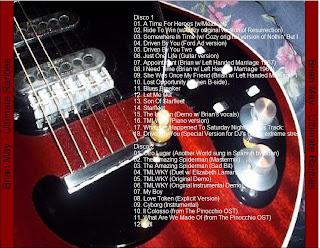Brian May - Ultimate Rarities Disc 2