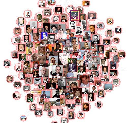 medios de comunicación social escolta orgía