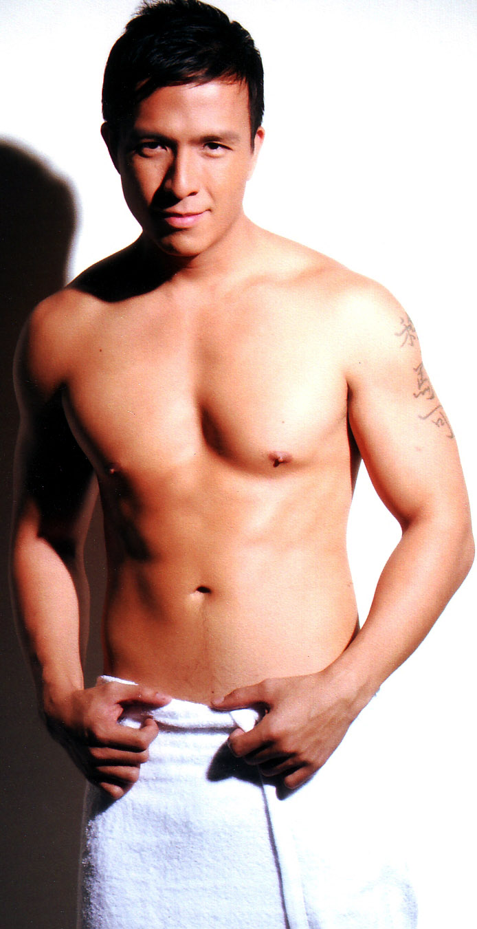 Frontal nudity king of pinoy indie movies, Marco Morales