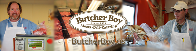 Butcher Boy Blog