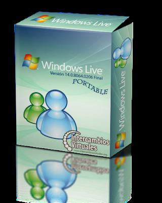 [MU]Windows Live Messenger 2009 Box