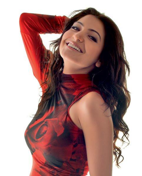 Anushka Sharma Photoshoot For Cosmopolitan Magazine