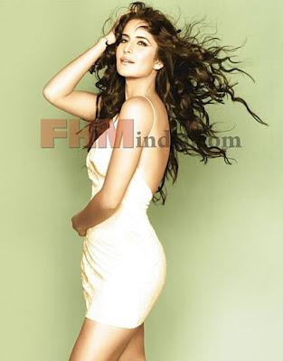 hot Katrina Kaif Sizzling Hot Photoshoot for FHM India
