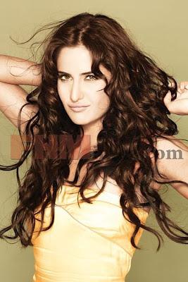 Katrina Kaif Sizzling Hot Photoshoot for FHM India Magazine June 2009