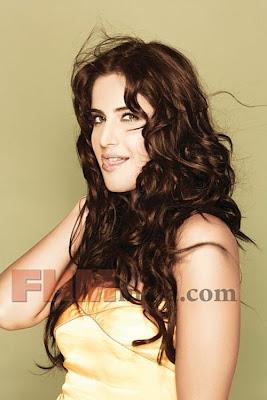 hot Katrina Kaif Sizzling Hot Photoshoot for FHM India Magazine June 2009