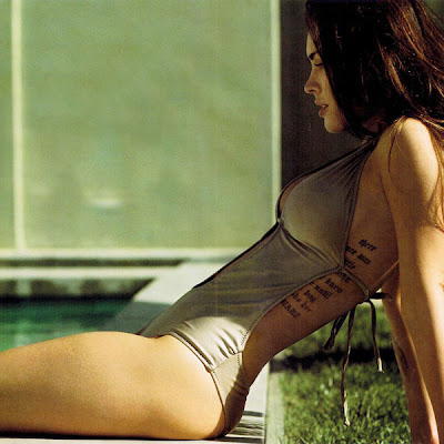 Megan Fox Sizzling Hot Esquire Photos