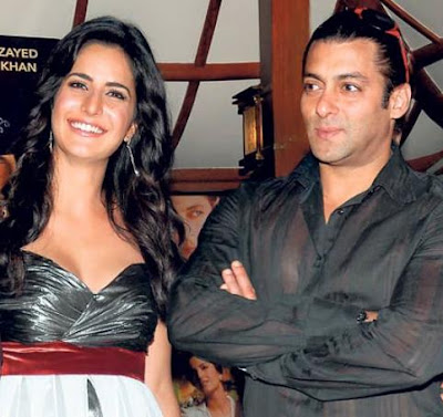 Salman Khan& Katrina Kaif