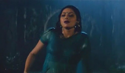 Sridevi in hot n wet sari