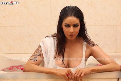 Seductive Poonam Jhawer Hot bikini Pictures