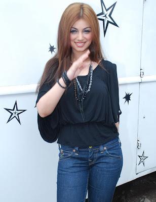 Ayesha Takia Hot New Blonde Look