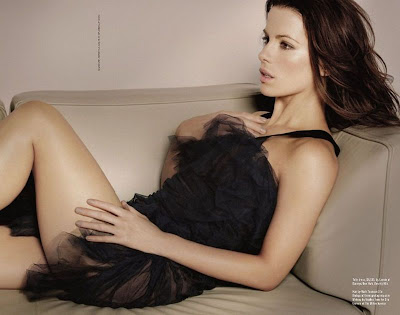 Kate Beckinsale Looking Hot in Angeleno Magazine