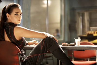 Dia Mirza's New hot Look In Acid Factory!