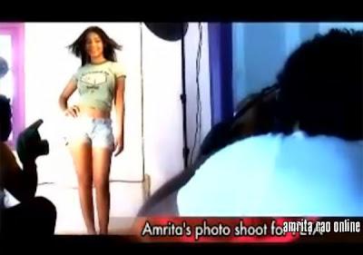 Amrita Rao Hot Photoshoot for PETA