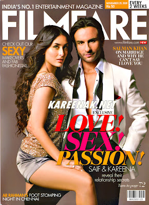Kareena, Saif ali khan Filmare Photoshoot