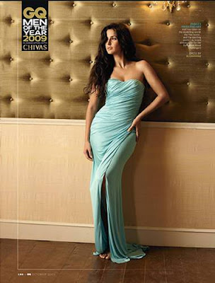 Katrina Kaif Hot GQ India PhotoShoot