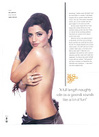 Amisha Patel Photoshoot for The MAN Magazine