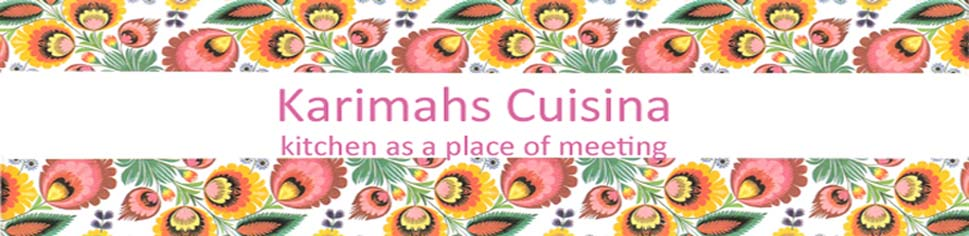 Karimahs Cuisina - The Group