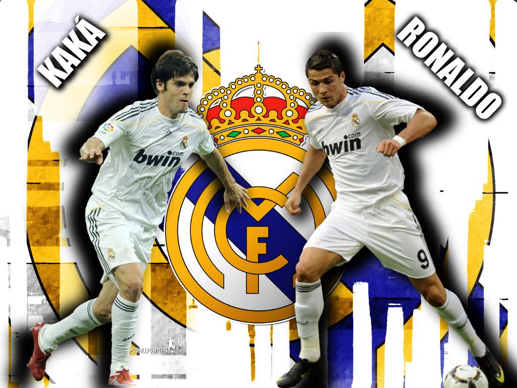 Kaka Ronaldo Real Madrid