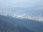 O maior Estádio do mundo, Maracanã.
