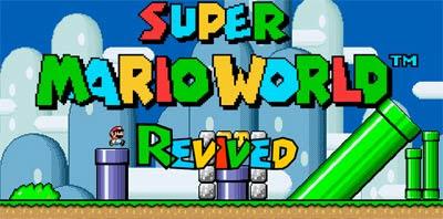 Clique aqui para jogar Super Mario World Revived