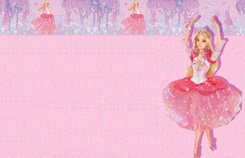 baby barbie wallpaper