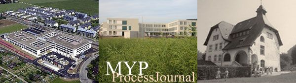 MYP Process Journal