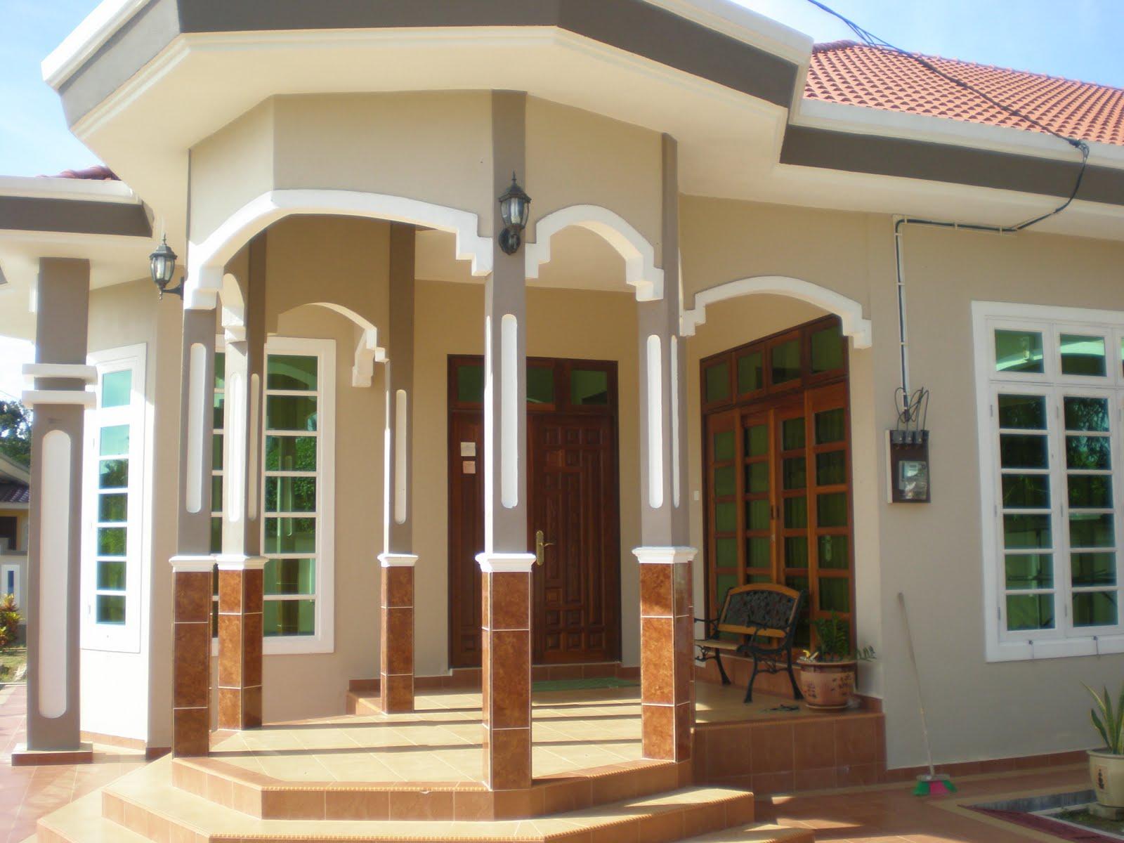 Reka Bentuk Rumah English anjung rauhillah: rumahku syurgaku & Reka Bentuk Rumah English - Denah Rumah