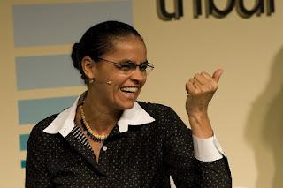 Eleições 2010 - Marina Silva não será apoiada por evangélicos