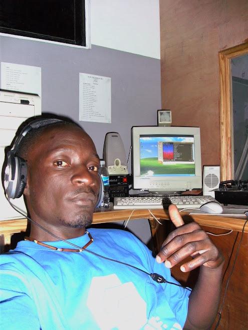 DJ Mathieu de Radio SOUVENIR FM