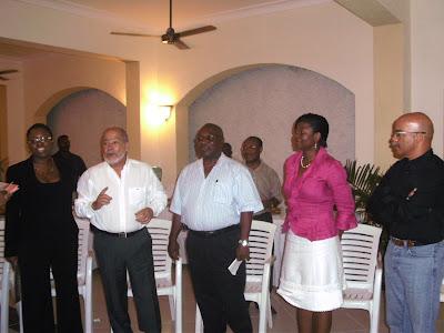 Le r cit r seau citadelle octobre 2009 for Chambre de commerce d haiti