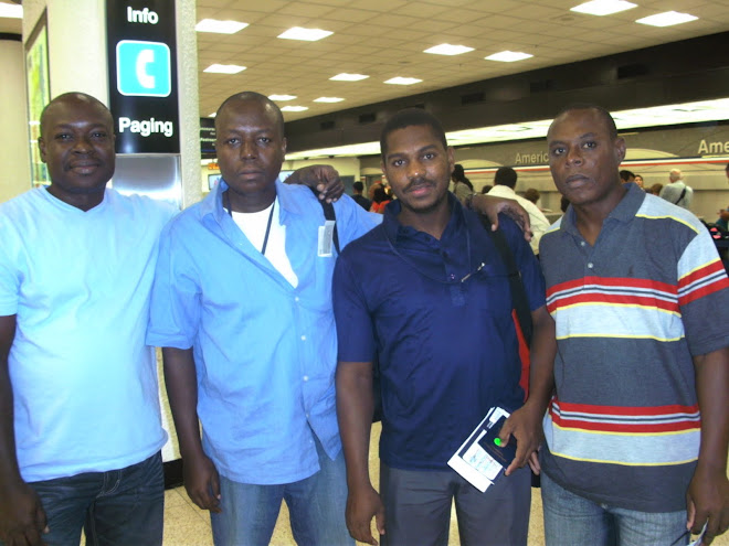 Alix Sibert, Cyrus Sibert, Curtis Eyma et Marcel Joachim.
