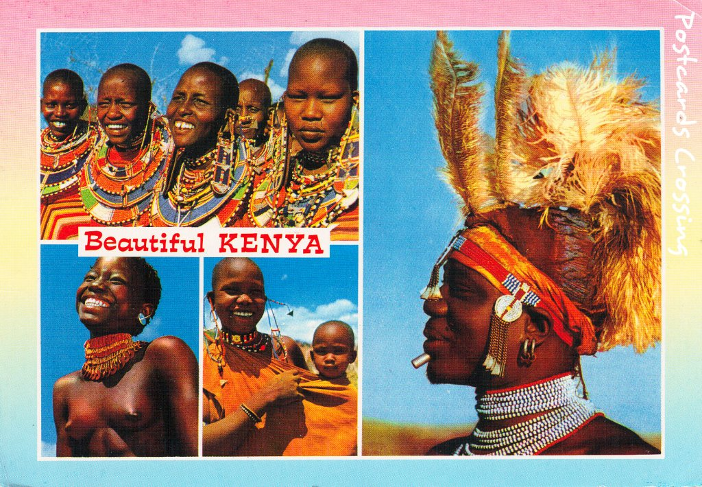 Pošalji mi razglednicu, neću SMS, po azbuci - Page 13 Karibu+Kenya