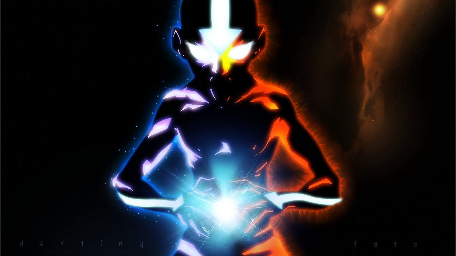 Wallpaper De Avatar Aang Dwitongelu