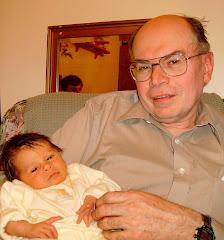 Victoria and Grandpa Brewer