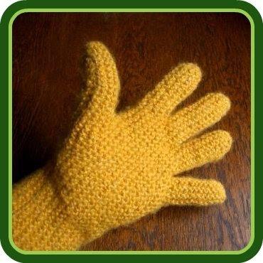 Fingerless Gloves Crochet Pattern | AllFreeCrochet.com