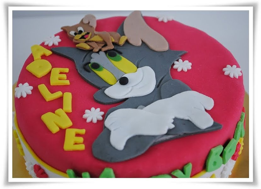 Jerry Birthday Cake Images Perfectend for
