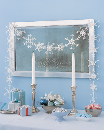 Martha Stewart Holiday Table Decorating Photograph | Decorating